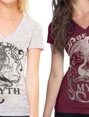 Be The Myth Be The Myth Mermaid V-Neck