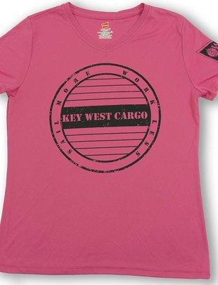 Key West Cargo V-Neck Tee