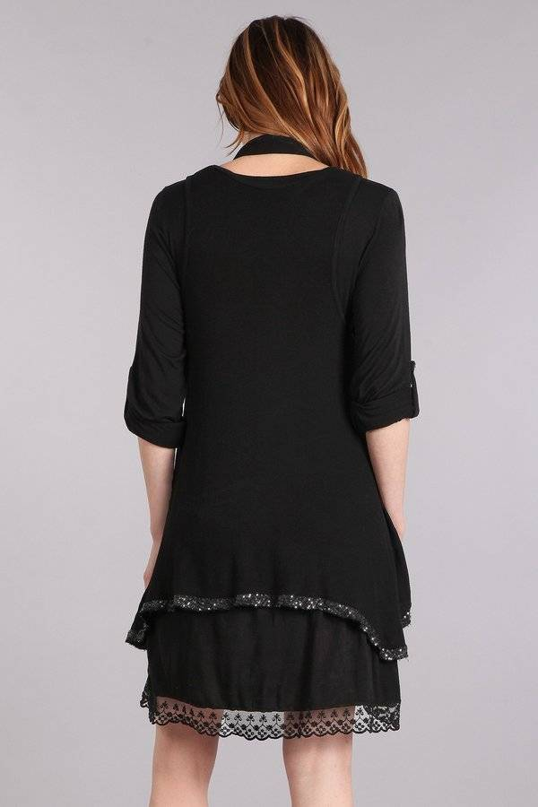 3 Piece Layered Dress