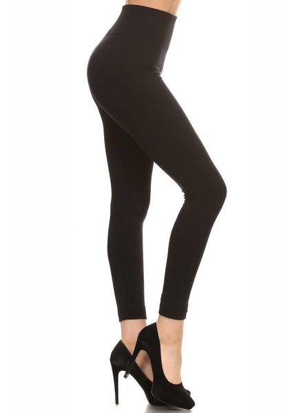 Fleece High Waist leggings Skinny Fit