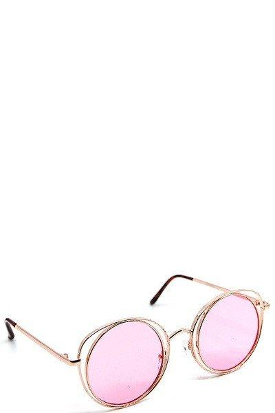 Modern Round Polarized Sunglasses