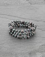 Navajo Pearl Stackable Bracelet