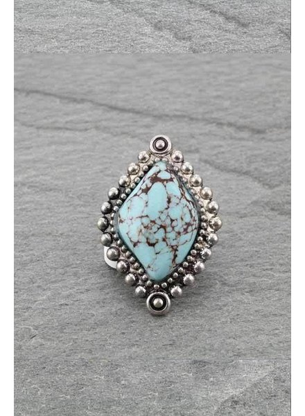 Western Style Stretch Ring
