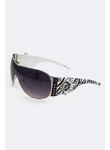 Zebra Sunglasses