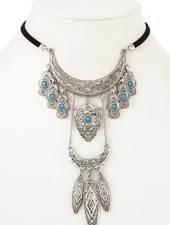 Ornate Tiered Choker