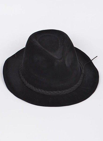 Braided line Hat