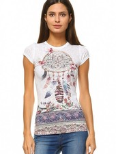 Dream Catcher Floral T-Shirt