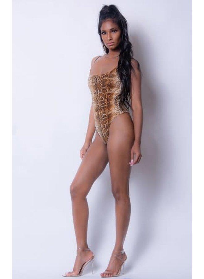 Python Print Bodysuit