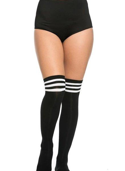 Booty Shorts- Black