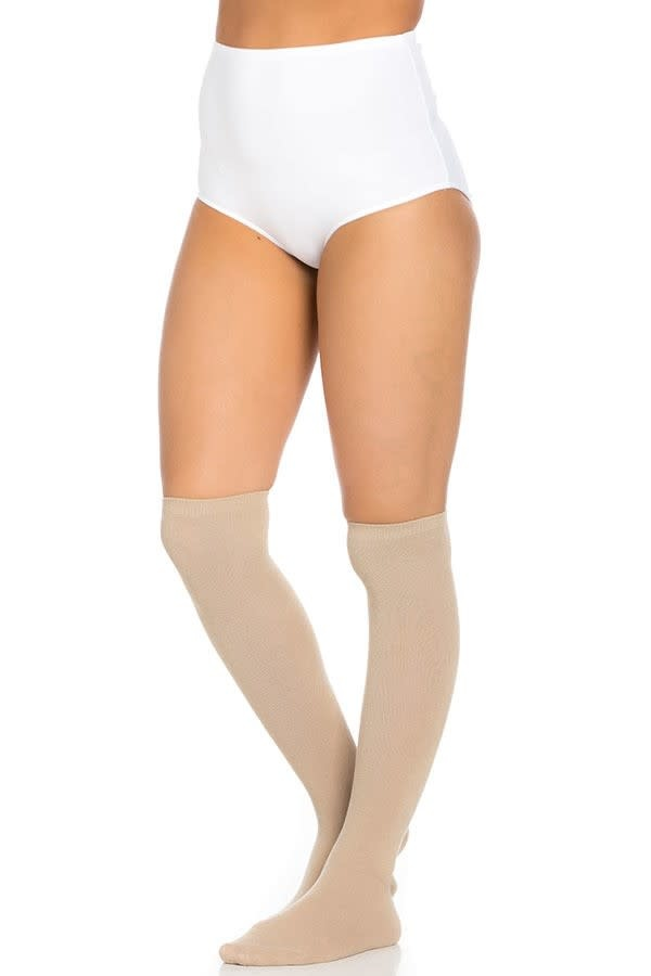 Booty Shorts- White
