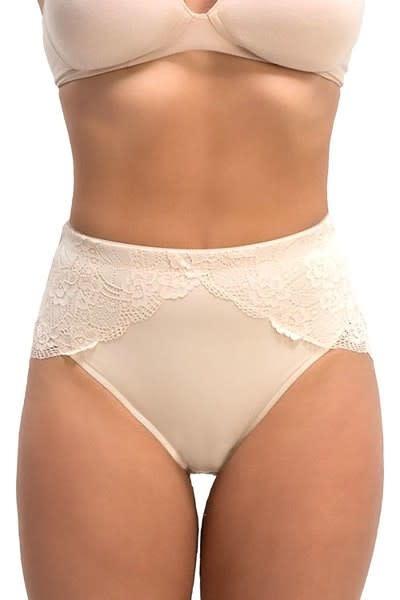 Control Panty Brief – Cream