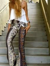 Highwaist Boho Pants