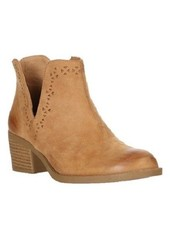 Camel Almond Bootie