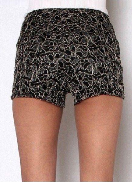 4 Button Shorts