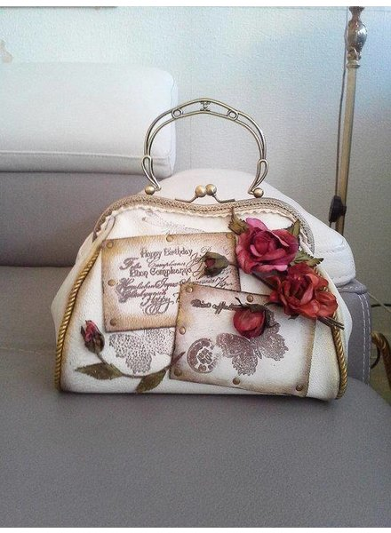 Imported From France Chanel Inspired Handbag