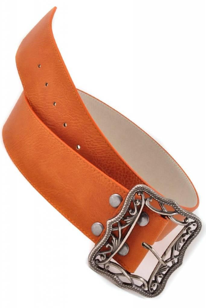 Tan Wide Belt