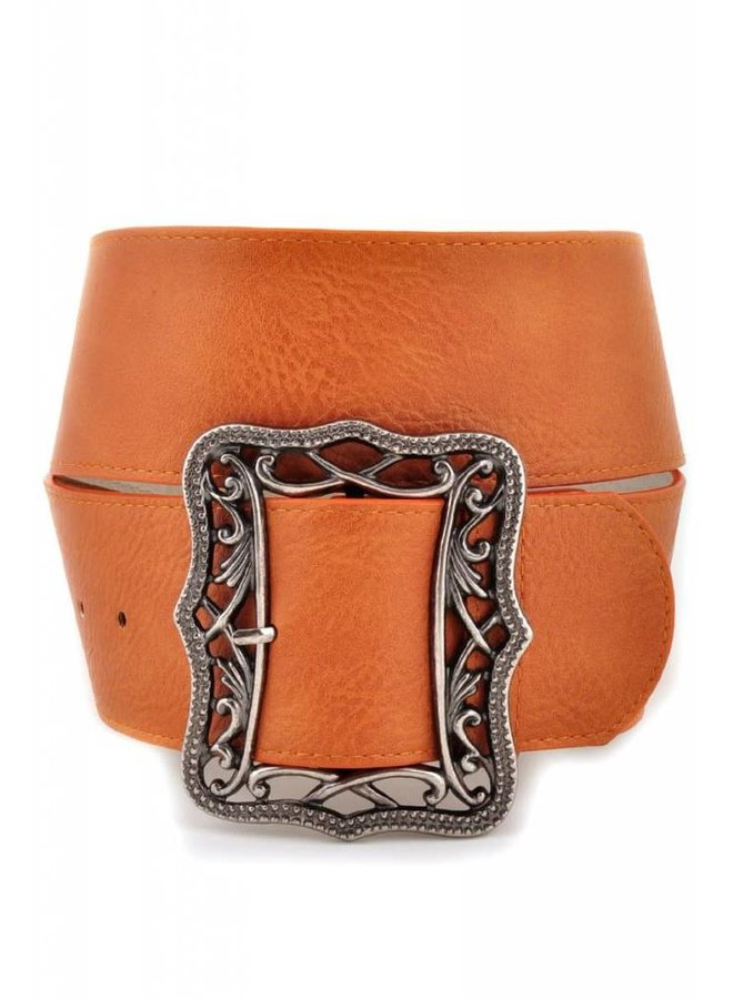 Tan Wide Belt