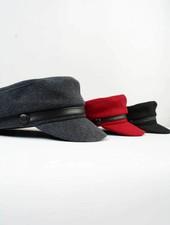 Felt Newsboy Hat