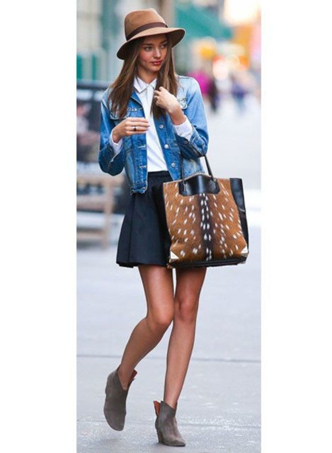 Miranda Kerr - Get the Look