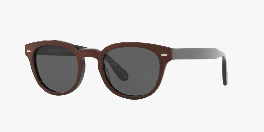 Oliver Peoples BERLUTI SHELDRAKE LEATHER-2