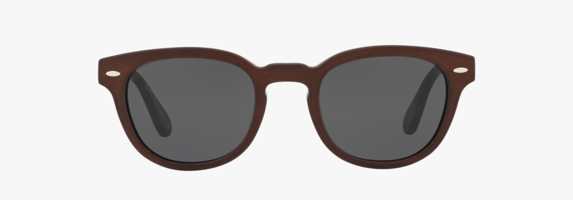 Oliver Peoples BERLUTI SHELDRAKE LEATHER
