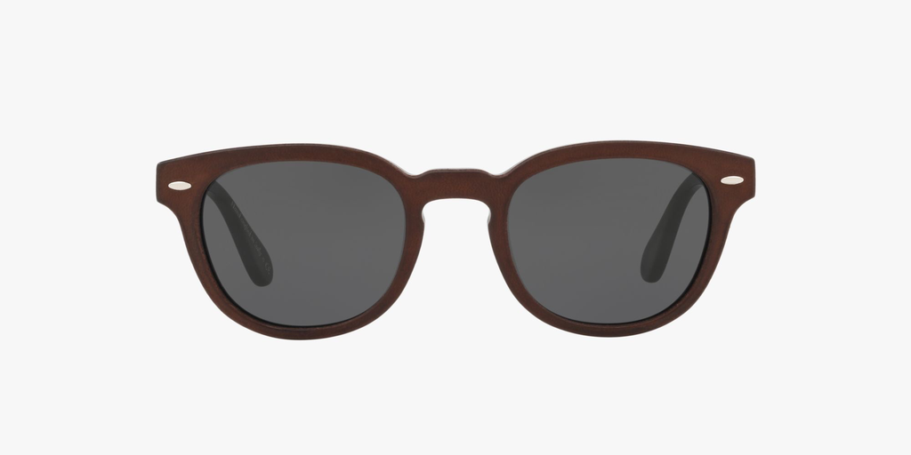 Oliver Peoples BERLUTI SHELDRAKE LEATHER-1