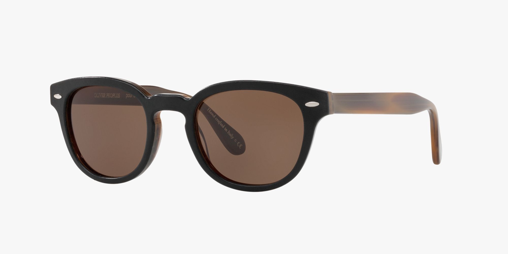 Oliver Peoples BERLUTI SHELDRAKE LEATHER-4