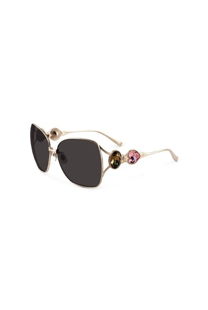 Sama Eyewear Heart of Gold Sunglasses