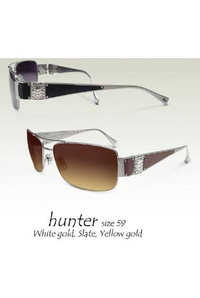 Loree Rodkin Hunter sunglass by Sama Eyewear