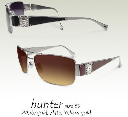 Loree Rodkin Hunter sunglass by Sama Eyewear-2