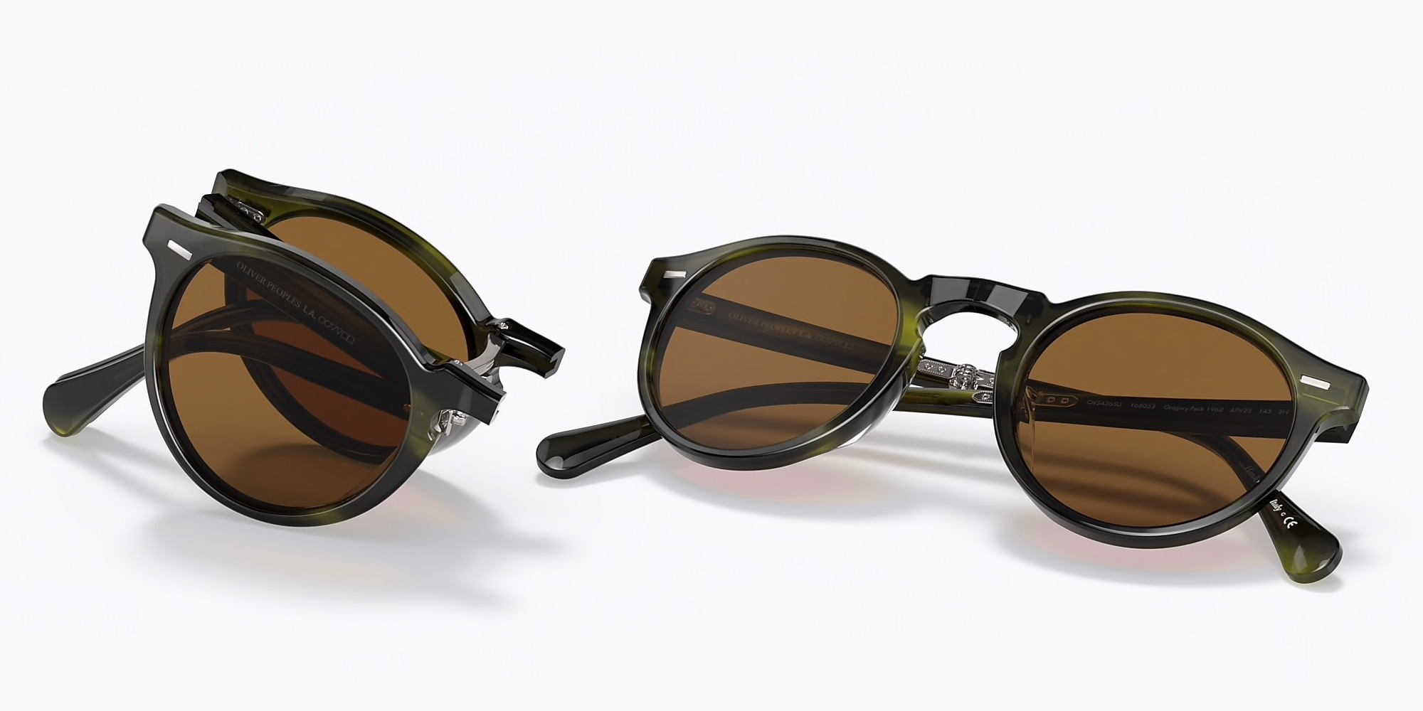 Oliver Peoples Gregory Peck 1962-8
