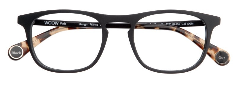 Woow Eyewear Black Out 2-4
