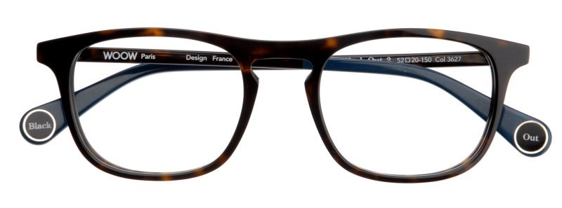 Woow Eyewear Black Out 2-6