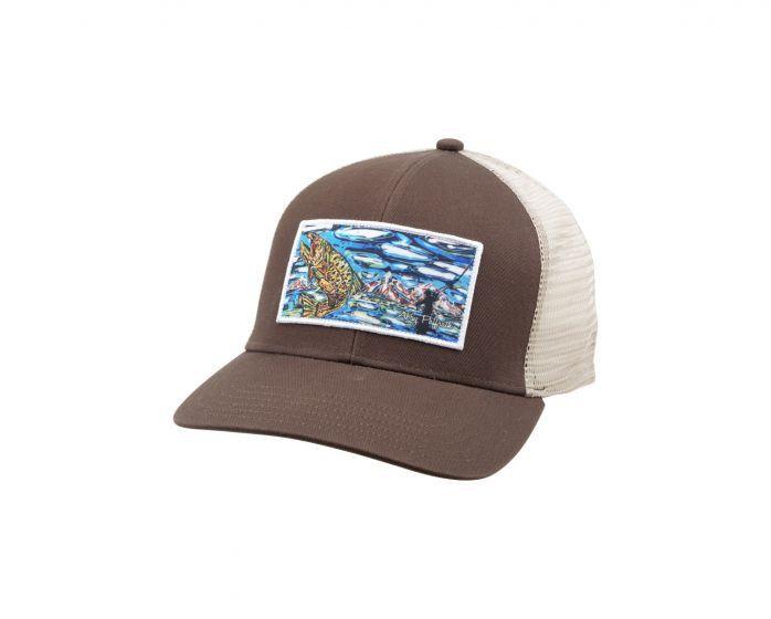 SIMMS ARTIST TRUCKER HAT