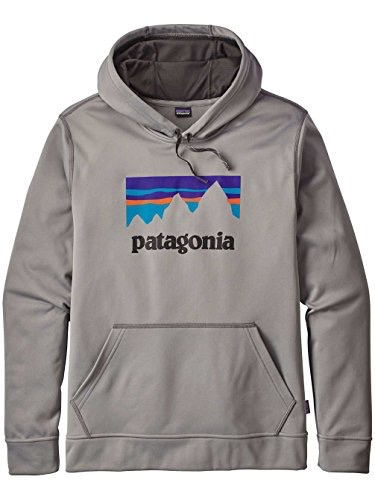 PATAGONIA PATAGONIA SHOP STICKER HOODY