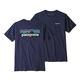 PATAGONIA Patagonia Men's P-6 Logo Organic Cotton T-Shirt