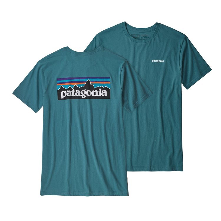PATAGONIA  T-Shirt  ™ en coton biologique avec logo Patagonia