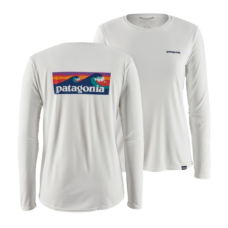 PATAGONIA Patagonia Femme t-Shirt manche longue Capilene® Cool Daily Graphic Shirt