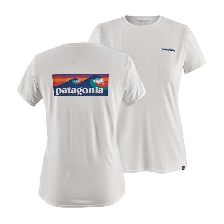 PATAGONIA Patagonia Women's Capilene® Cool Daily Graphic Shirt