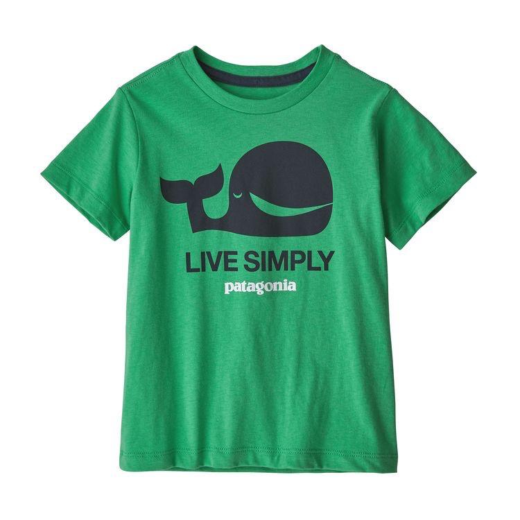 PATAGONIA Patagonia Baby Live Simply® Organic Cotton T-Shirt