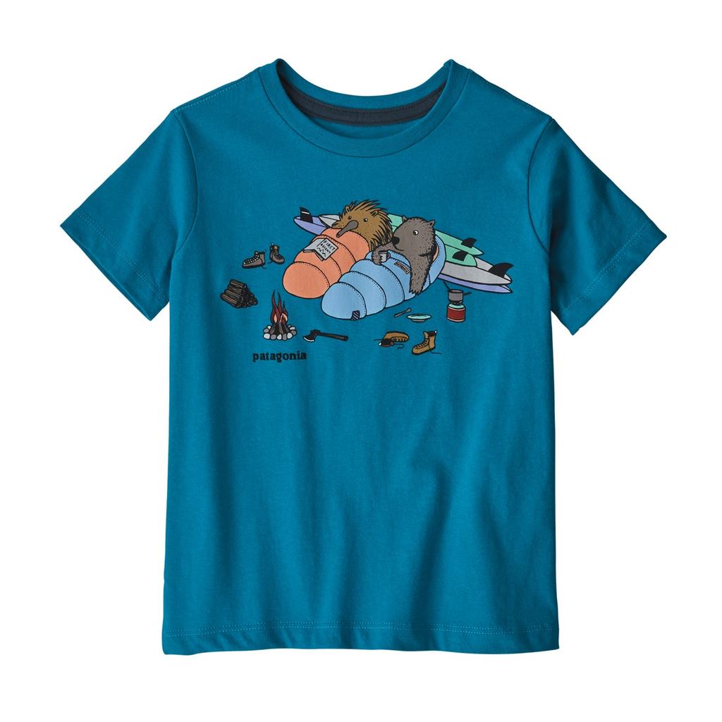 PATAGONIA Patagonia Baby Graphic Organic Cotton T-Shirt