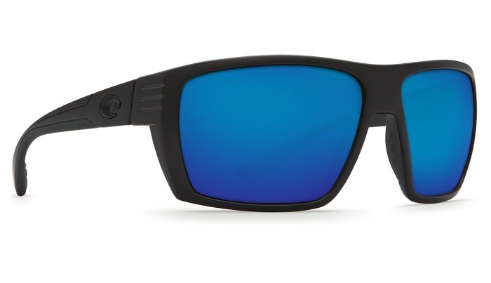 COSTA DEL MAR COSTA HAMELIN MATT BLACK BLUE 580G