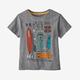 PATAGONIA Baby Graphic Organic Cotton T-Shirt
