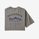 PATAGONIA Men's Framed Fitz Roy Trout Organic Cotton T-Shirt