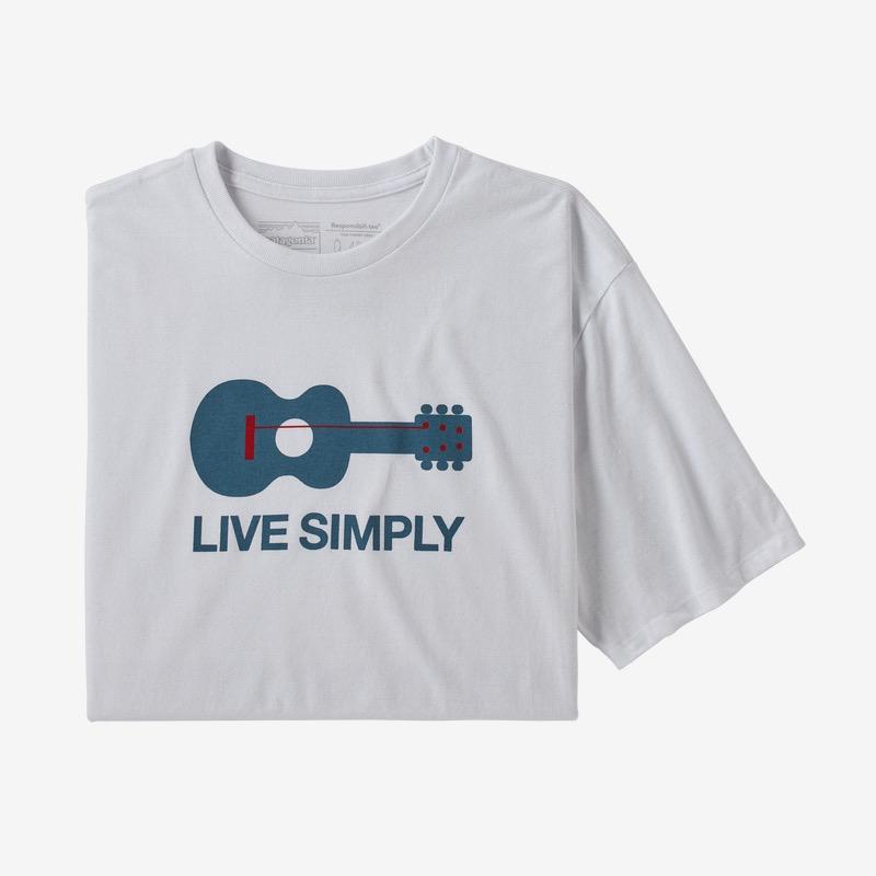 PATAGONIA Men's Live Simply® Guitar Responsibili-