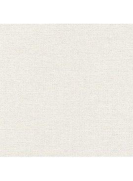 Robert Kaufman Essex Yarn Dyed Metallic Vintage White