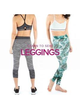 Erica Horton Leggings, Alberta St. Store, Wednesdays, December 12 & 19, 6-8:30 pm