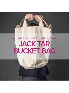 Mimi Loughney Jack Tar Bag, Alberta St. Store, Thursdays, January 17 and 24, 6-9 pm