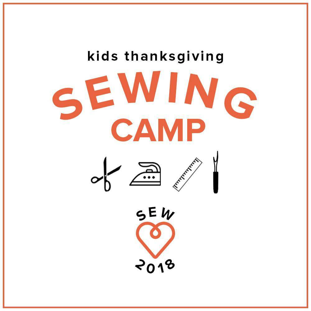 Cath Hall Kids Thanksgiving Break Sewing Camp: Bags!, Alberta St. Store, Monday - Wednesday, November 19, 20, & 21, 10 am - 1 pm