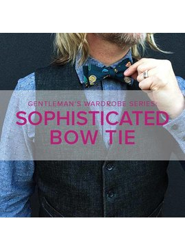 Lane Hunter Gentleman's Capsule Series: Bow Tie, Alberta St. Store, Tuesday, December 18, 6-9 pm